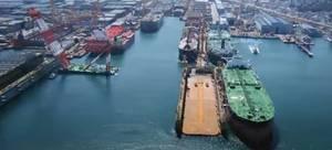 Image: Daewoo Shipbuilding & Marine Engineering