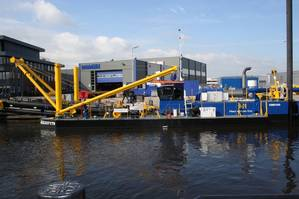 Damen Cutter Suction Dredger 350 (Photo: CSD)