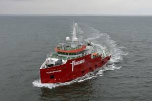 Fugro Frontier (Photo: Damen)