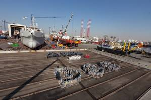 Damen Shipyards Sharjah Anniversary Photo Damen
