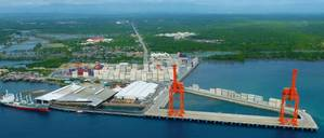 Image by Davao International Container Terminal, Inc. (DICT)