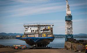 Photo: Davie Shipbuilding