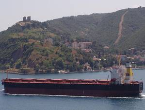 MV Triton: Photo credit Diana Shipping