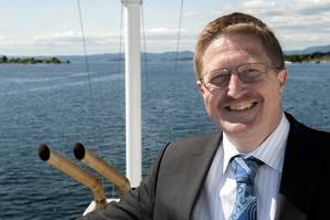 Dr. Gerd-Michael Würsig, Business Director LNG fuelled Ships at DNV GL – Maritime