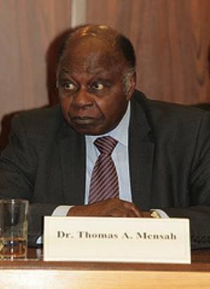 Dr Thomas A. Mensah: Photo credit IMO