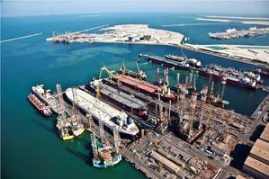 Drydocks World winning a new ISO certificate