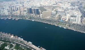 Dubai waterfront: Photo CCL3