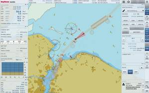 Raytheon Anschütz' new ECDIS NX was made from users for users. Image: Raytheon Anschütz