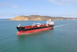 ECO Class tanker is one of the most fuel-efficient and environmentally friendly tankers in the world Photo NASSCO