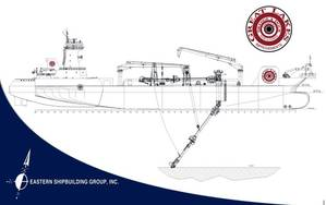 Image courtesy of Eastern Shipbuilding