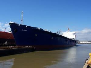 El Faro file photo: Tote