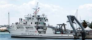EBDG Project R/V Atlantic Explorer: Photo credit EBDG