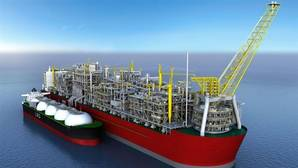 FLNG Unit Image by National Iranian Oil Company