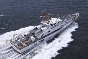Sister Ship of the USCG Charles Sexton, Margaret Norvell, operating in the U.S. Gulf of Mexico.