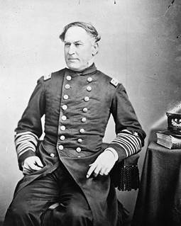 David G. Farragut (Photo: Library of Congress)