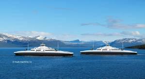 Ferries for Torghatten Nord - Picture Multi-Maritime Photo VARD