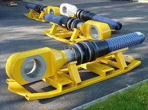 First Subsea subsea mooring connectors.