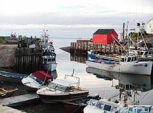 Photo courtesy of Halls Harbour NS
