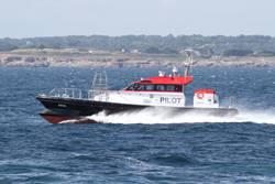 Pilot boat Frya