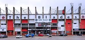 The Blades Football Ground: Photo credit GAC