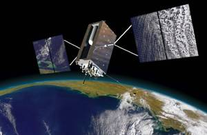 Satellite orbit: Image CCL