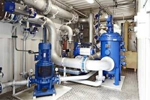 DESMI OxyClean System: Photo credit DESMI