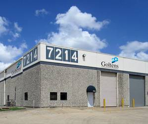 Goltens new facility in Houston (Photo: Goltens Worldwide)