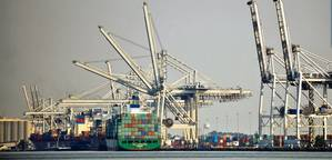 Port of Savannah by Georgia Ports Authority