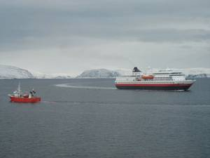 (Photo Courtesy: Hurtigruten AS)