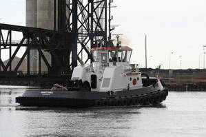 Jensen Maritime designed Tug Handy-Three