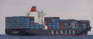 Image: Hanjin Shipping