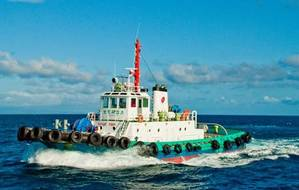 Harbor Star tugboat: Photo courtesy of Harbor Star