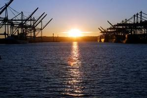 Photo: Port of Los Angeles