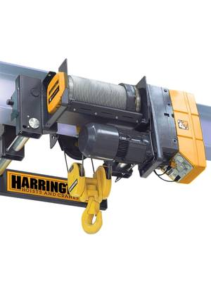 Electric Wire Rope Hoists, the RHN Series