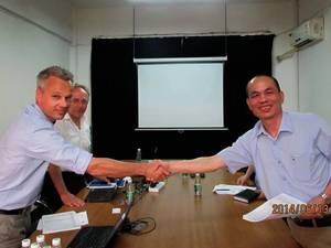 Havyard Sinopec Deal: Photo Havyard
