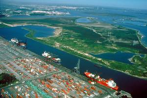 Houston Ship Channel: Photo CCL