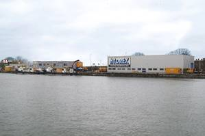 Antwerp Port Authority has supported Hydrex Underwater Technologies' plan to expand  (Photo: Hydrex)