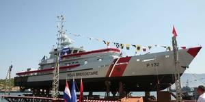 Photo credit Damen Shipyards