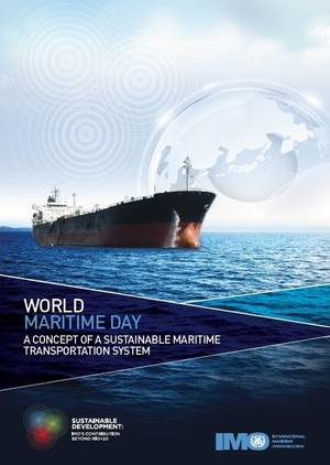 World Maritime Day Document: Image credit IMO