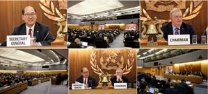 Photos: International Maritime Organization (IMO)