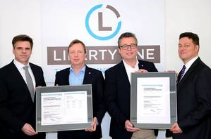 ISO Certificate to Liberty One