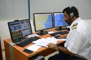 Photo courtesy of the Abu Dhabi Ports' Maritime Training Centre