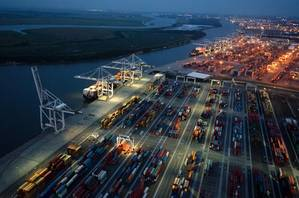 Photo: Georgia Ports Authority