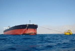 Marsol performing the tanker operations (Photo: Marsol International)
