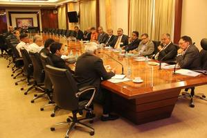 Inaugural meeting of the India and Offshore Advisory Committee