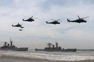 File photo: Indonesian Navy Show