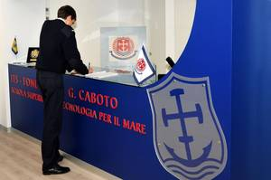 Photo: Ingresso ITS Fondazione Caboto