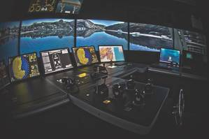 Photo: The Centre for Marine Simulation