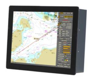 KEP ECDIS Display: Image courtesy of KEP Marine