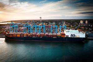 Kalmar SmartLane automated gate system for Liverpool Port